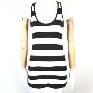 Lululemon striped tank top